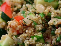 The Best Quinoa Salad