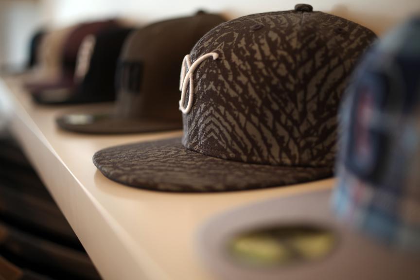 Hat's at dwntwn