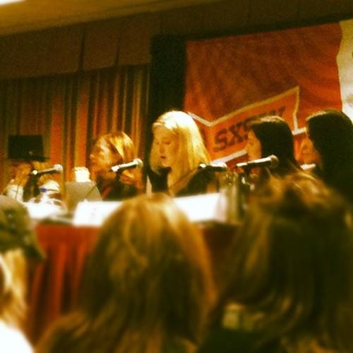 SXSW 2012 Women's Panel
