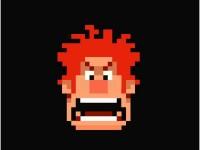 Wreck it Ralph Pixel Pic