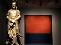 Asian Art Museum & SFMOMA present GORGEOUS (June 20 - Sept 14, 2014)
